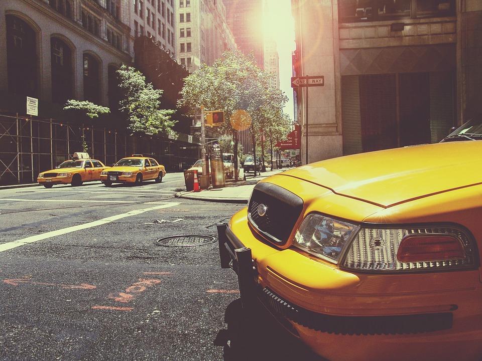 taxi-autonome